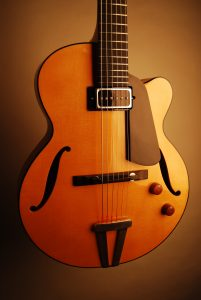 Andersen Stringed Instruments Electric Archie