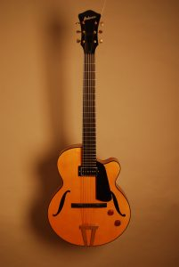 Andersen Stringed Instruments Electric Archie Custom Archtop Guitar