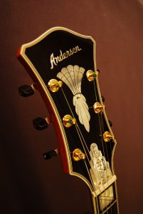 Andersen Stringed Instruments Emerald City