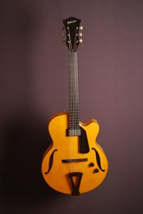 Andersen Stringed Instruments Vanguard Custom Archtop Guitar