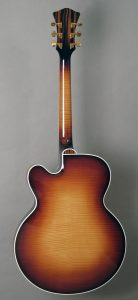Andersen Stringed Instruments Gold Standard Custom Archtop Guitar