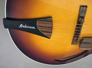 Andersen Stringed Instruments Gold Standard Custom Guitars