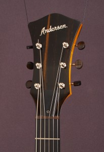 Andersen Stringed Instruments Streamline