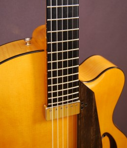 Andersen Stringed Instruments Streamline Custom Archtop Guitar