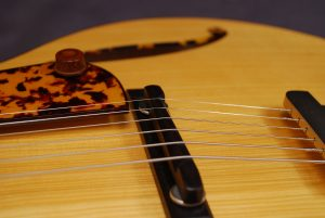 Andersen Stringed Instruments Streamline Custom Guitars