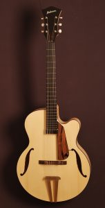 Andersen Stringed Instruments  Custom Guitars